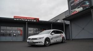300PS 600NM Drehmoment Wetterauer VW Passat 2.0 TDi Chiptuning 2 1 300x165 Wetterauer Engineering Mercedes E63s AMG mit 740 PS