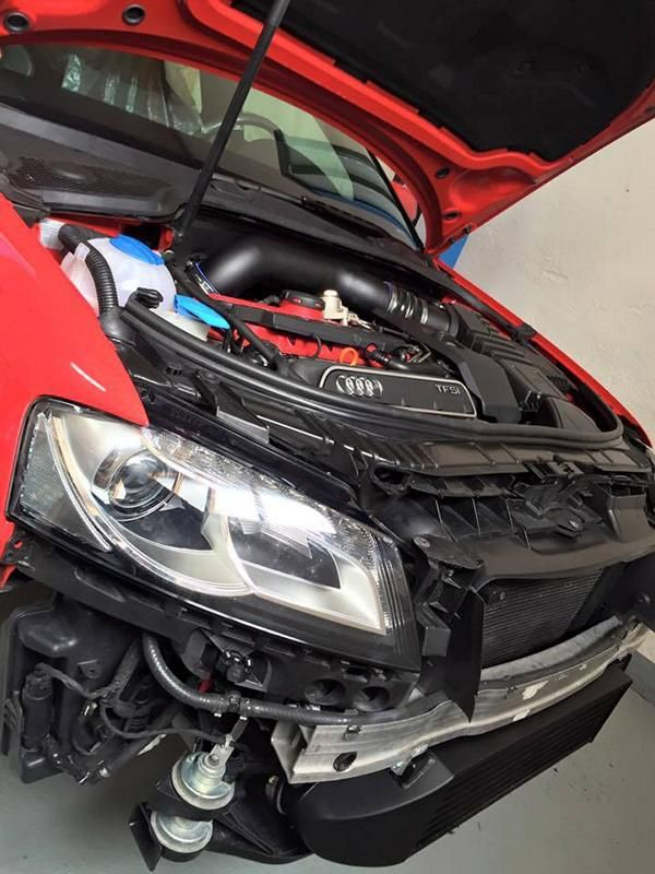 440PS & 660NM HPerformance Audi RS3 Tuning 5