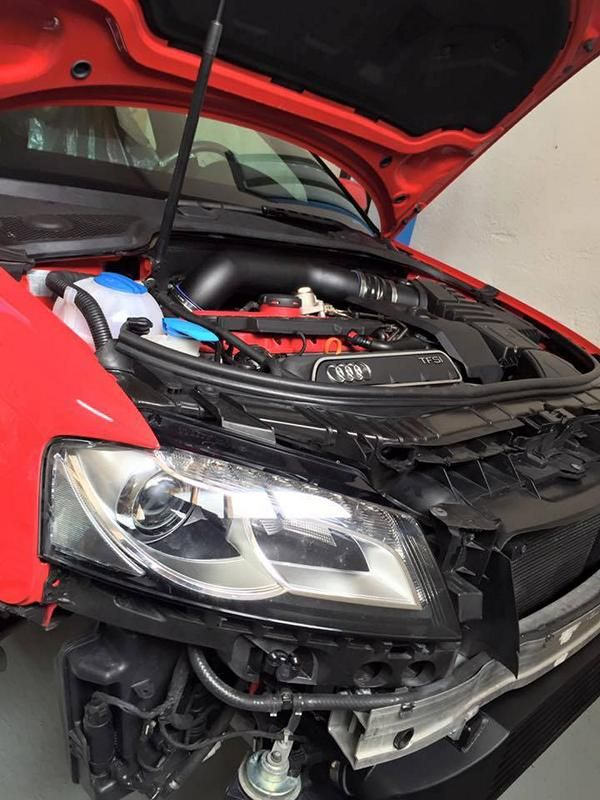 440PS & 660NM HPerformance Audi RS3 Tuning 6