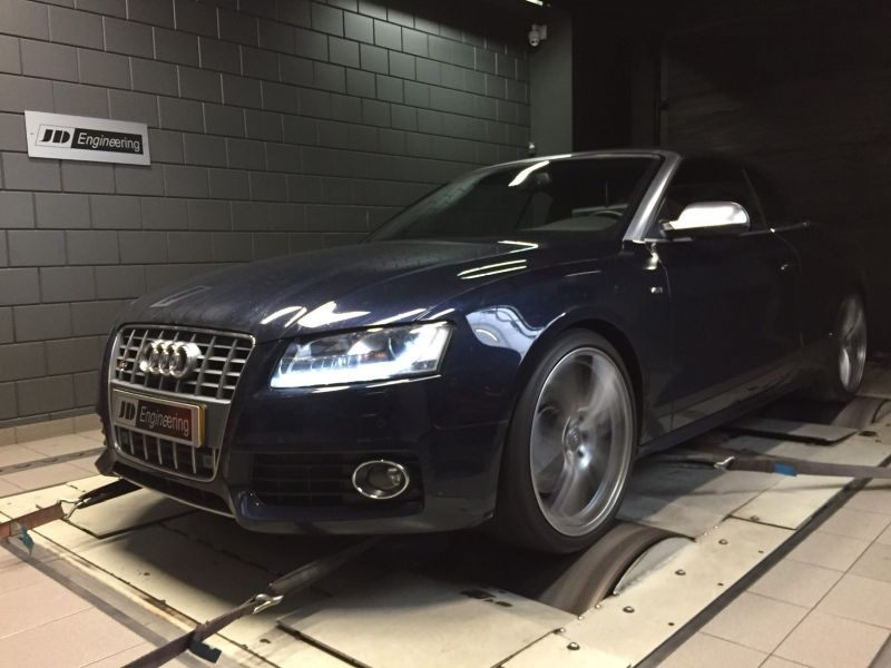 467PS 576NM JD Engineering Audi A5 S5 Cabrio Tuning 1 467PS & 576NM im JD Engineering Audi A5 S5 Cabrio