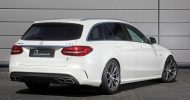 600PS 800NM BB Automobiltechnik Mercedes C63 AMG Tuning 1 190x100 600PS & 800NM im B&B Automobiltechnik Mercedes C63 AMG