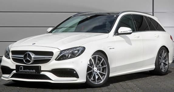600PS 800NM im BB Automobiltechnik Mercedes C63 AMG 600PS & 800NM im B&B Automobiltechnik Mercedes C63 AMG