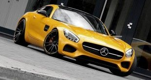 626PS Mercedes AMG GT-S Startrack 6.3 Wheelsandmorge Tuning 3