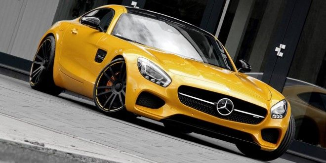 626ps Amp 770nm Im Mercedes Amg Gt S Startrack 6 3 By Wam
