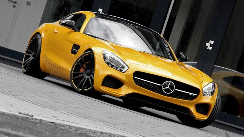 626PS Mercedes AMG GT S Startrack 6.3 Wheelsandmorge Tuning 3 626PS &770NM im Mercedes AMG GT S Startrack 6.3 by WAM
