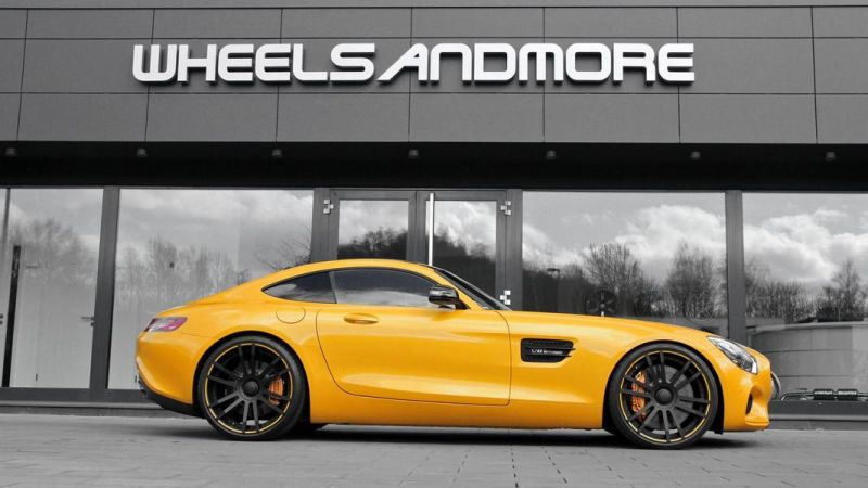 626PS Mercedes AMG GT S Startrack 6.3 Wheelsandmorge Tuning 4 626PS &770NM im Mercedes AMG GT S Startrack 6.3 by WAM