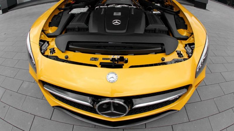 626PS Mercedes AMG GT S Startrack 6.3 Wheelsandmorge Tuning 5 626PS &770NM im Mercedes AMG GT S Startrack 6.3 by WAM
