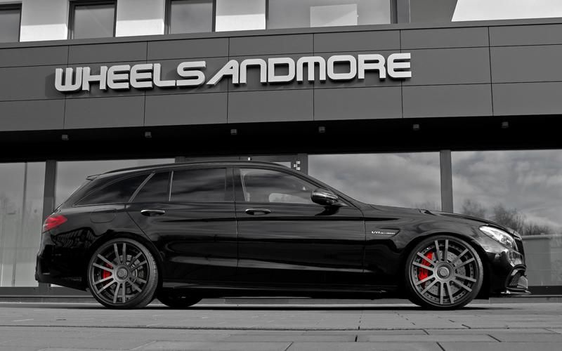 680PS 820NM Wheelsandmore Mercedes AMG C63 Startrack Tuning 3 680PS & 820NM im Wheelsandmore Mercedes AMG C63 Startrack