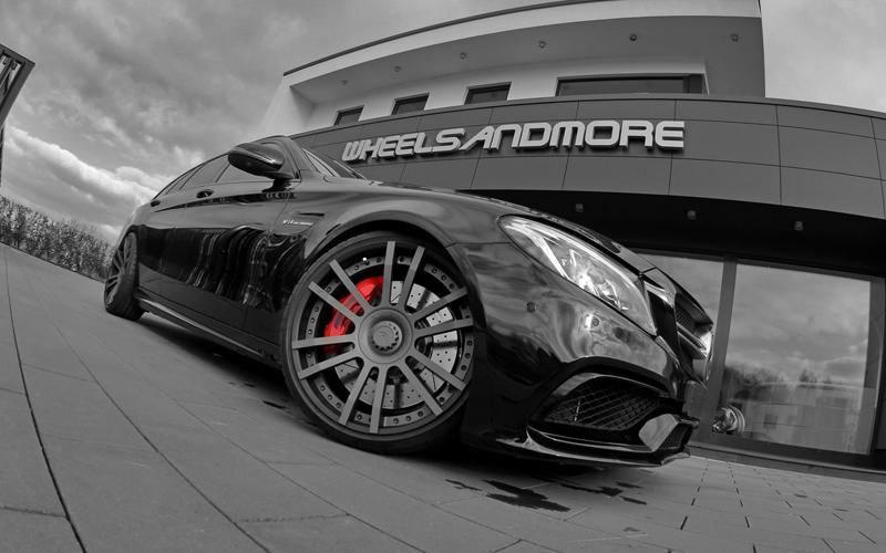680PS 820NM Wheelsandmore Mercedes AMG C63 Startrack Tuning 4 680PS & 820NM im Wheelsandmore Mercedes AMG C63 Startrack