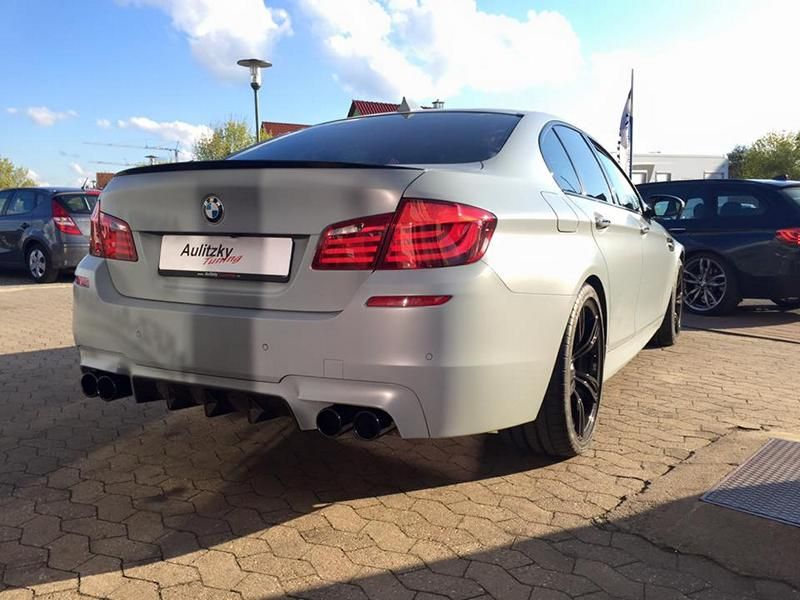 720PS BMW M5 F10 Aulitzky Tuning Chiptuning Eisenmann 1