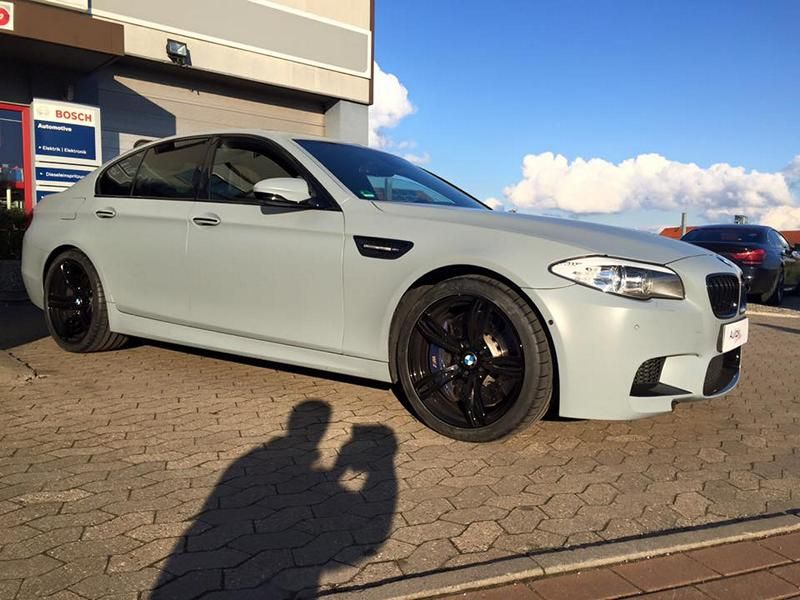 720PS BMW M5 F10 Aulitzky Tuning Chiptuning Eisenmann 2