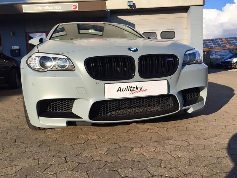 720PS BMW M5 F10 Aulitzky Tuning Chiptuning Eisenmann 3