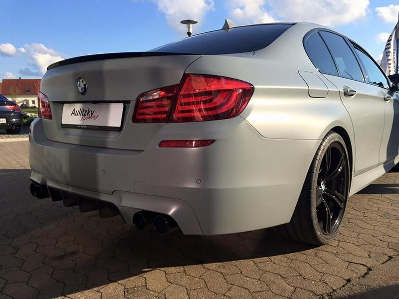 720PS BMW M5 F10 Aulitzky Tuning Chiptuning Eisenmann 4