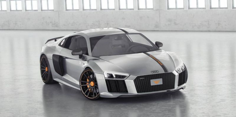 850PS B3AST%C2%B3 Wheelsandmore Audi R8 V10 Plus 2016 tuning 3 850PS B3AST³ Wheelsandmore Audi R8 V10 Plus 2016