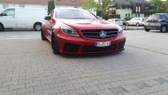 AC Performance Mercedes CL C216 Widebody Tuning PP Exclusive 4 190x107 AC Performance Mercedes CL (C216) Widebody