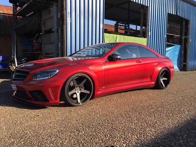AC Performance Mercedes CL C216 Widebody Tuning PP Exclusive 7 AC Performance Mercedes CL (C216) Widebody