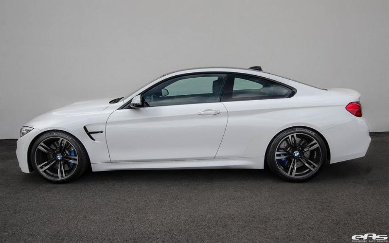 Bmw M4 F82 With Lowered And Side Indicators