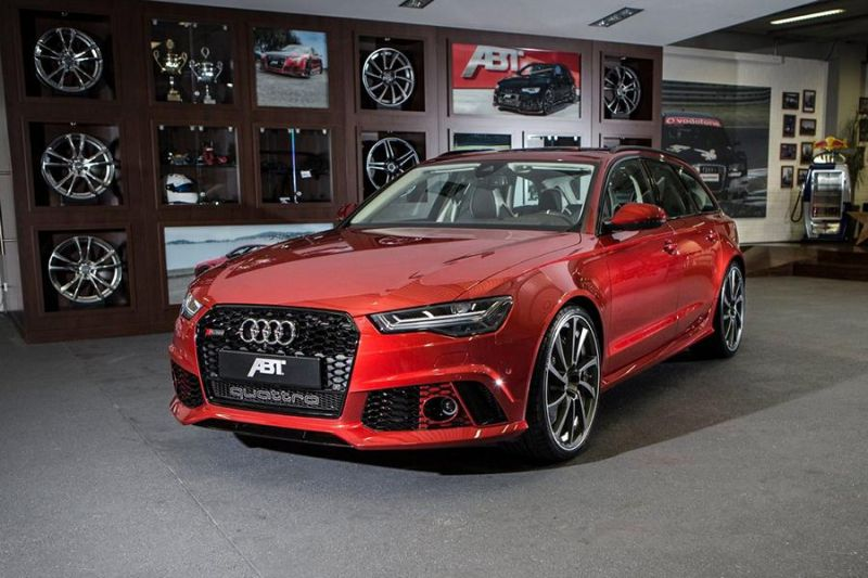 Abt Sportsline Audi RS6 Avant Individual Tuning 700PS 800NM 1 Fotostory: Abt Sportsline Audi RS6 Avant Individual mit 700PS & 800NM