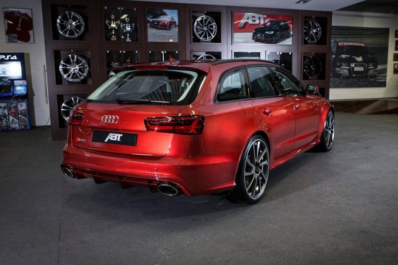 Abt Sportsline Audi RS6 Avant Individual Tuning 700PS & 800NM 5