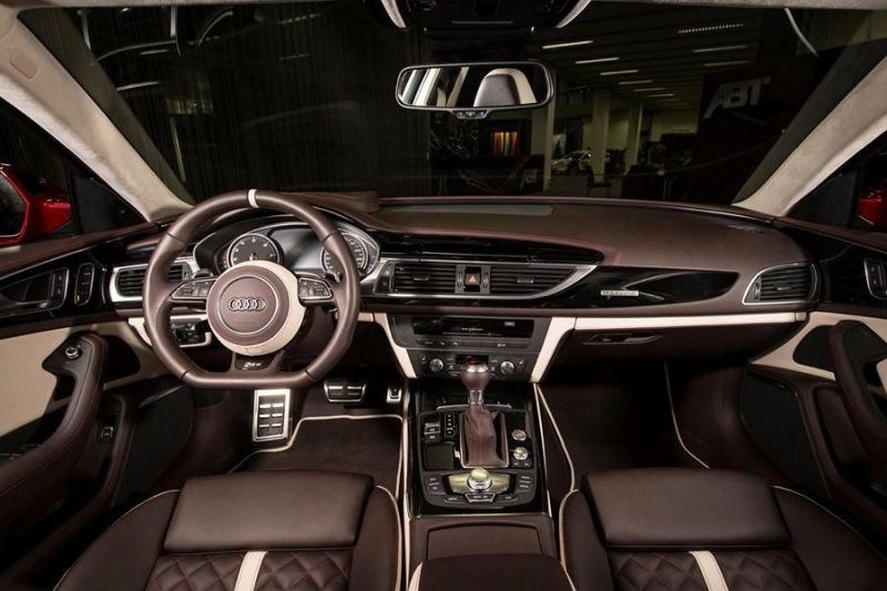 Abt Sportsline Audi RS6 Avant Individual Tuning 700PS & 800NM 9