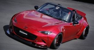 Aimgain Mazda MX 5 Widebody Kit GT Tuning 1 1 e1459765145546 310x165 Doppelte Breite   Aimgain Mazda MX 5 mit Widebody Kit