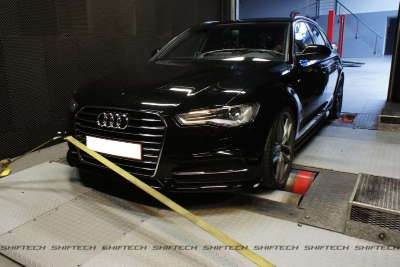 Audi A6 2.0 TDI CR 192PS & 433NM ShifTech Engineering Chiptuning 1