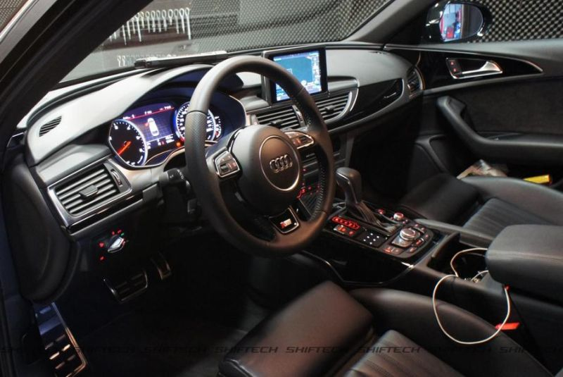 Audi A6 2.0 TDI CR 192PS & 433NM ShifTech Engineering Chiptuning 2