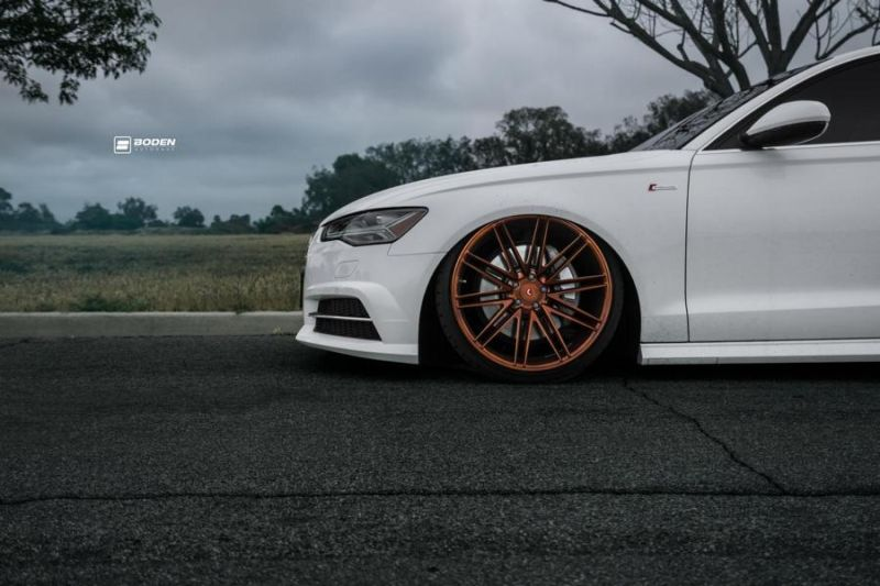 Audi A6 C7 Vossen VPS-307 Tuning Boden AutoHaus 2