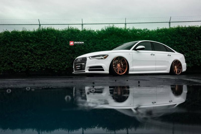 Audi A6 C7 Vossen VPS 307 Tuning Boden AutoHaus 3 TOP   Audi A6 C7 auf Vossen VPS 307 by Boden AutoHaus