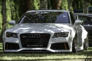 Audi A7 Tdi RS7 Rocket Bunny Kit Airride Tuning 1 190x127 Video: Ultra extrem   Audi A7 Tdi mit Rocket Bunny Kit & Airride