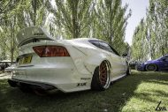Audi A7 Tdi RS7 Rocket Bunny Kit Airride Tuning 2 190x127 Video: Ultra extrem   Audi A7 Tdi mit Rocket Bunny Kit & Airride