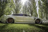 Audi A7 Tdi RS7 Rocket Bunny Kit Airride Tuning 4 190x127 Video: Ultra extrem   Audi A7 Tdi mit Rocket Bunny Kit & Airride