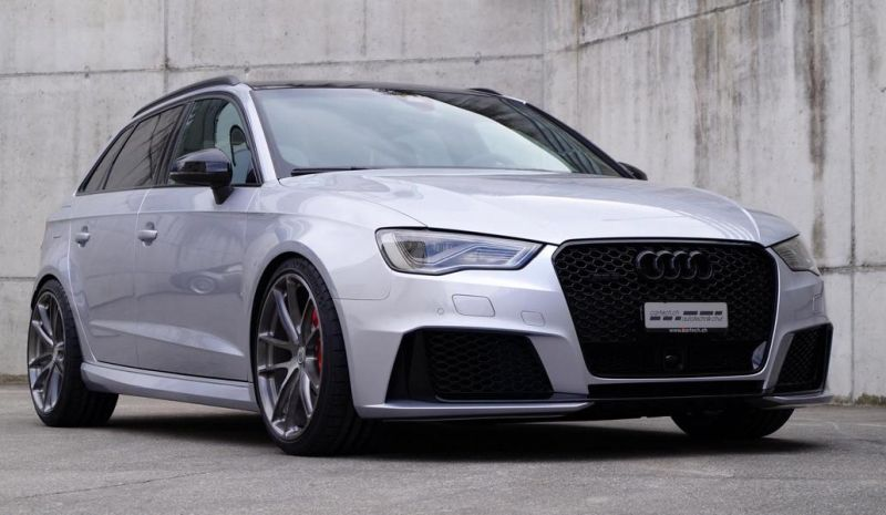 Audi RS3 8V Sportback HRE P104 Tuning cartech.ch 3 Audi RS3 8V Sportback auf HRE P104 Alu's by cartech.ch