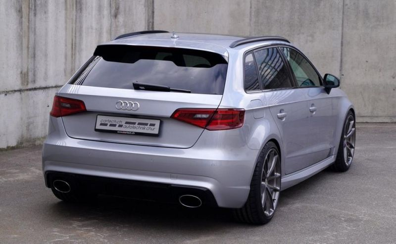 Audi RS3 8V Sportback HRE P104 Tuning cartech.ch 4