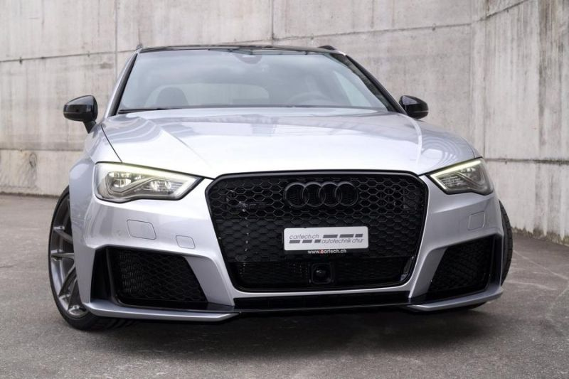Audi RS3 8V Sportback HRE P104 Tuning cartech.ch 6
