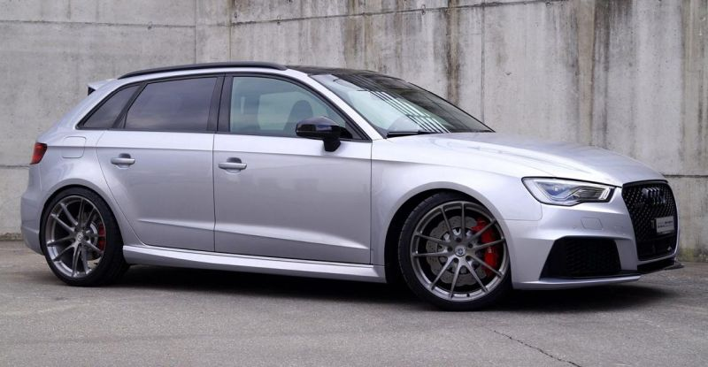 Audi RS3 8V Sportback HRE P104 Tuning cartech.ch 8