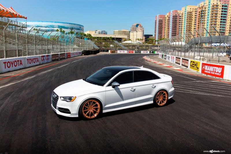 Avant Garde Wheels M621 19 Zoll Audi A3 S3 Tuning 1 Avant Garde Wheels M621 in 19 Zoll am Audi A3 S3