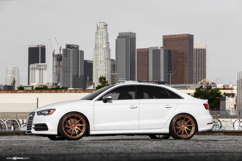 Avant Garde Wheels M621 19 Zoll Audi A3 S3 Tuning 2 Avant Garde Wheels M621 in 19 Zoll am Audi A3 S3