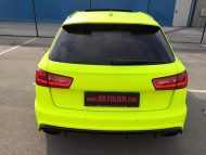 BB Folien Fluorescent Neon Folierung Audi RS6 C7 Avant Tuning 11 190x143 Fluorescent Neon Folierung am Audi RS6 C7 Avant by BB Folien