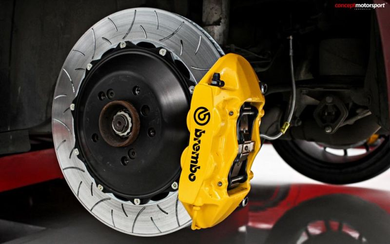 BMW E60 M5 BBS CH-R Brembo Concept Motorsport Tuning 6