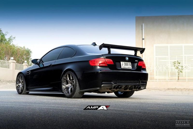 BMW E92 M3 V8 Simon Motorsport Alphamale Performance Tuning 5 BMW E92 M3 V8 von Simon Motorsport & Alphamale Performance