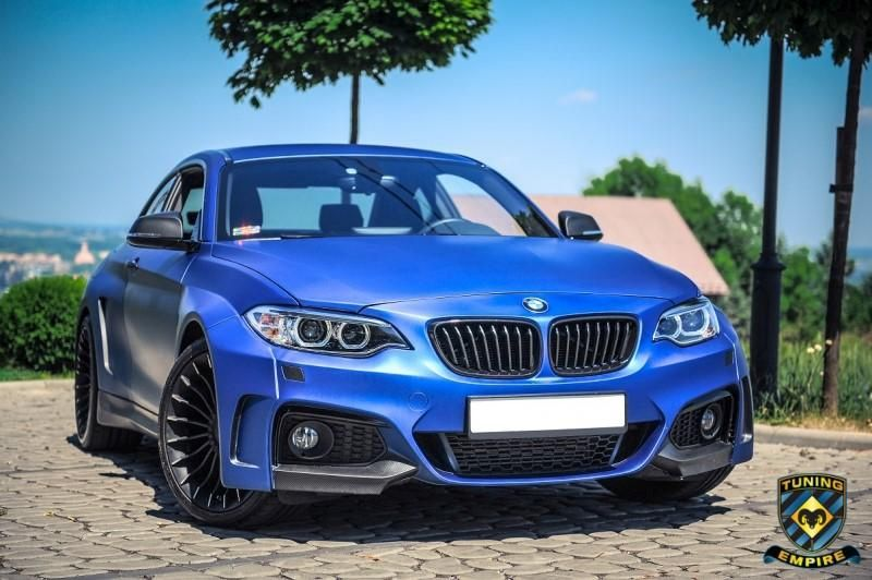 BMW F22 2er Coupe Widebody-Kit Tuning-Empire Alpina 2