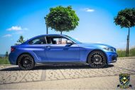 BMW F22 2er Coupe Widebody Kit Tuning Empire Alpina 6 190x127 BMW F22 2er Coupe mit Widebody Kit von Tuning Empire