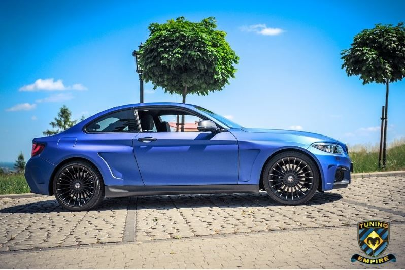 bmw f22 2er coupe widebody kit tuning empire alpina 6. Black Bedroom Furniture Sets. Home Design Ideas