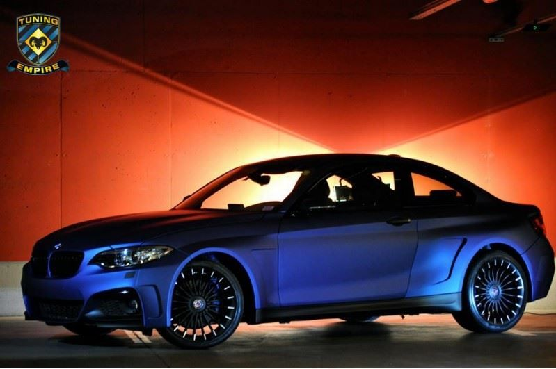 BMW F22 2er Coupe Widebody-Kit Tuning-Empire Alpina 8