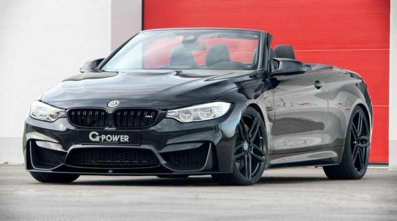 BMW F83 M4 Cabrio G Power 600PS Tuning 1 Jetzt auch offen   BMW F83 M4 Cabrio von G Power mit 600PS