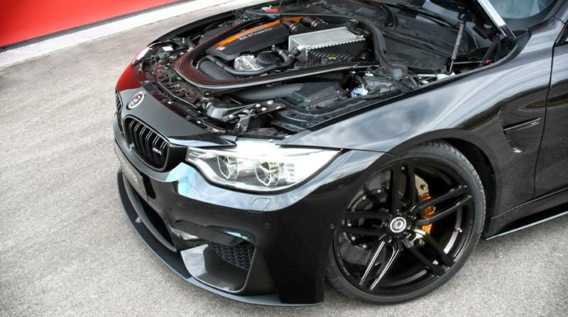 BMW F83 M4 Cabrio G Power 600PS Tuning 2 Jetzt auch offen   BMW F83 M4 Cabrio von G Power mit 600PS