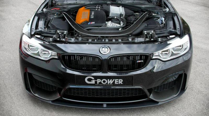 BMW F83 M4 Cabrio G Power 600PS Tuning 3 Jetzt auch offen   BMW F83 M4 Cabrio von G Power mit 600PS