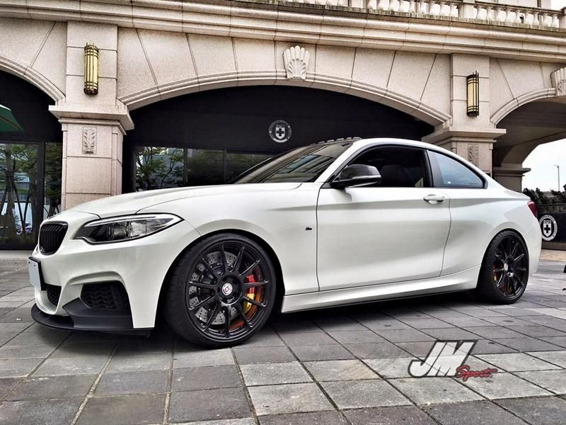 BMW M235i Coupe HRE P43SC JM Sport Taiwan Tuning 1 BMW M235i Coupe auf HRE P43SC von JM Sport (Taiwan)