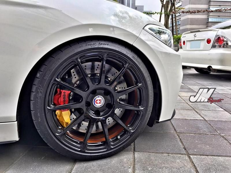 BMW M235i Coupe HRE P43SC JM Sport Taiwan Tuning 5 BMW M235i Coupe auf HRE P43SC von JM Sport (Taiwan)